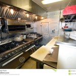 Small Kitchen In A Restaurant Stock Photo Image Of Restaurant Grill 2973832