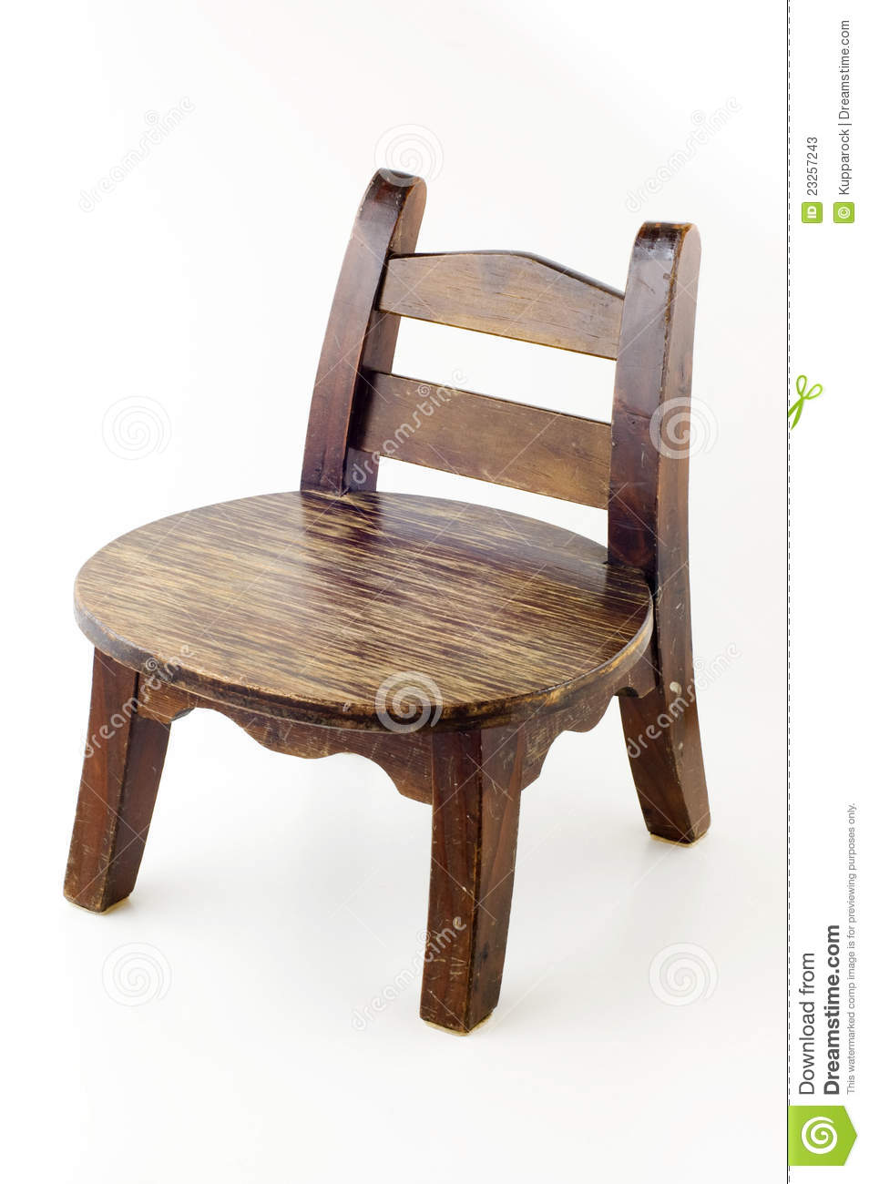 A Small Old Chair Stock Photos  Image 23257243