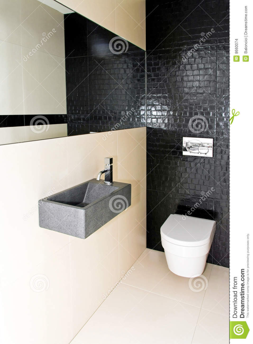 Small toilet 2 stock photo Image of stylish ceramics