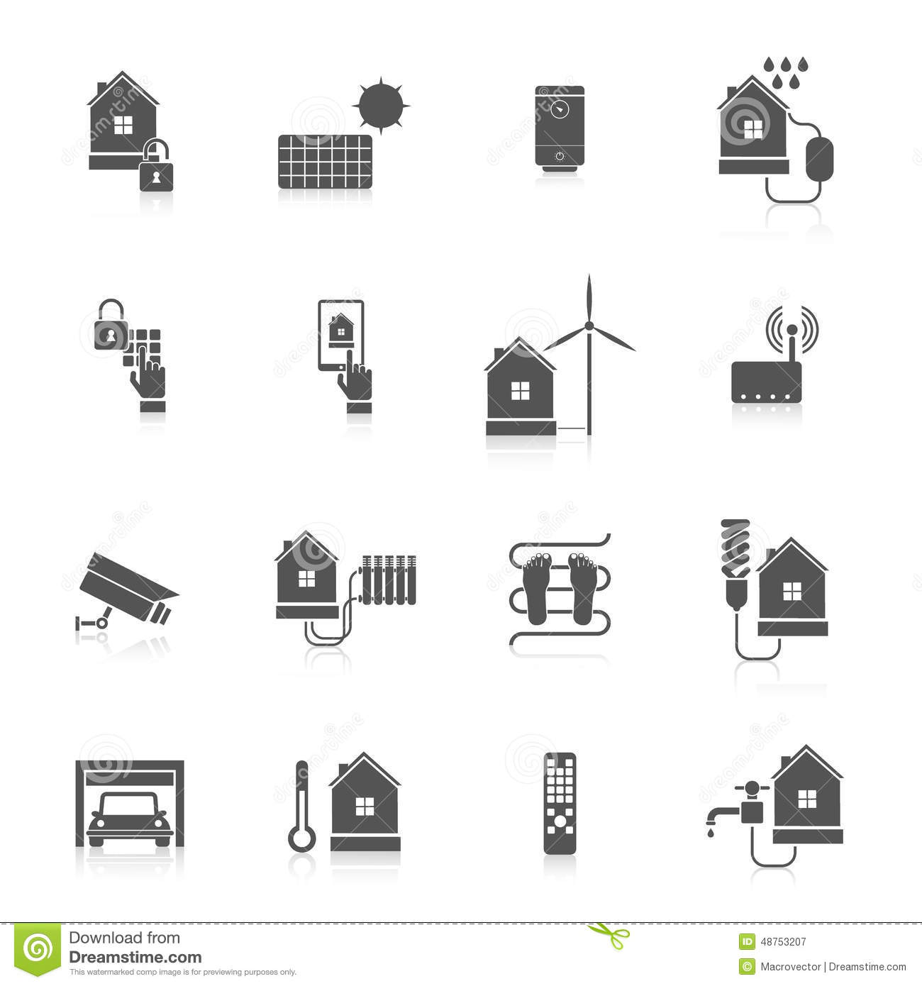 wiring diagram for house alarm system 1989 ford f250 security design eight ineedmorespace co smart home icon set stock vector image of kitchen burglar