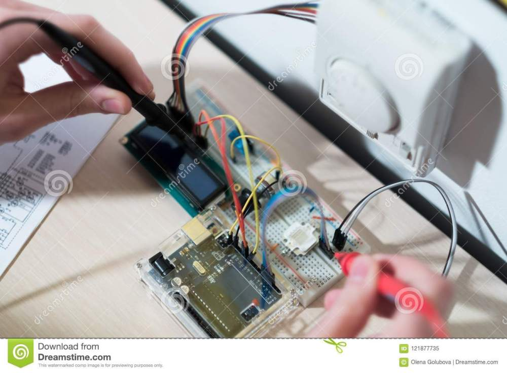 medium resolution of smart home technology engineering efficient living design hand testing a custom made automated house control system