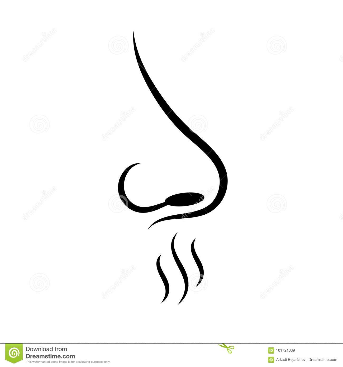 Smell Cartoons Illustrations Amp Vector Stock Images
