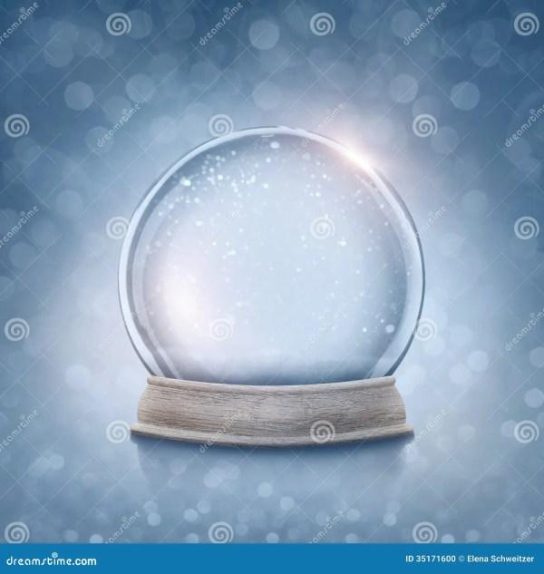 Snow Globe Stock - 35171600
