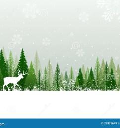 snowy winter forest background [ 1300 x 986 Pixel ]