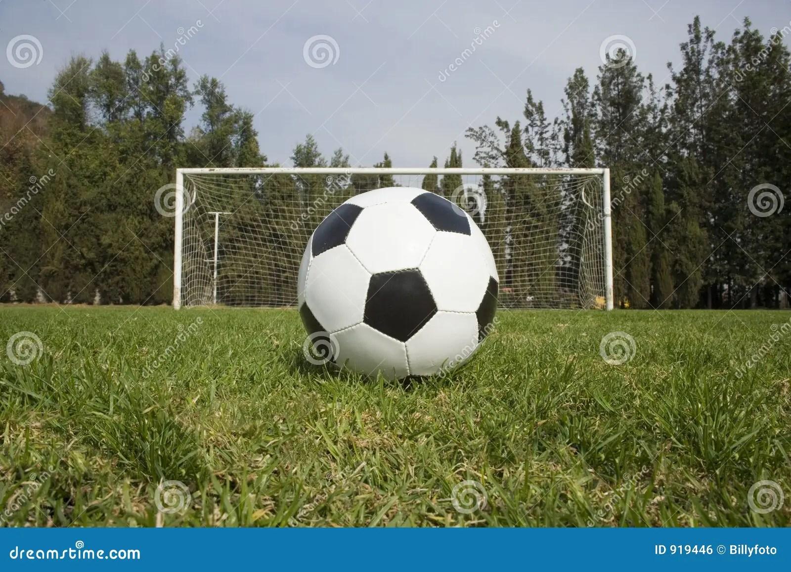 Soccerball2 Royalty Free Stock Image