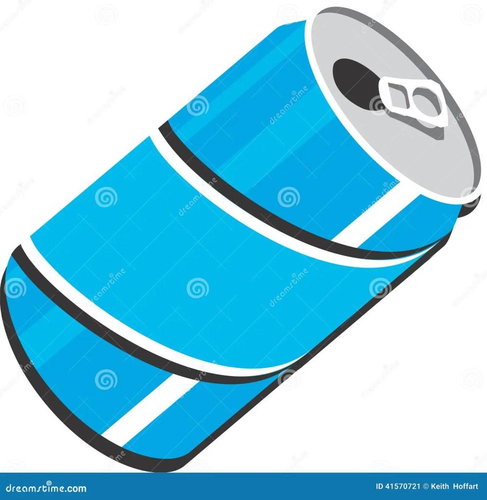 medium resolution of soda can vector clipart design illustration