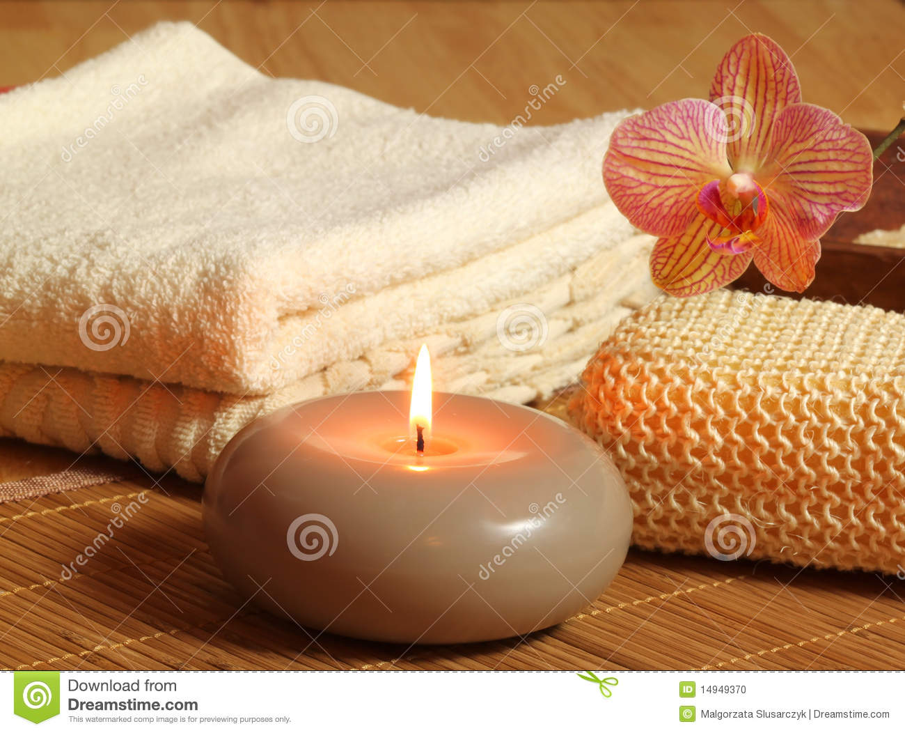Spa relax stock photo Image of pamper decor essential