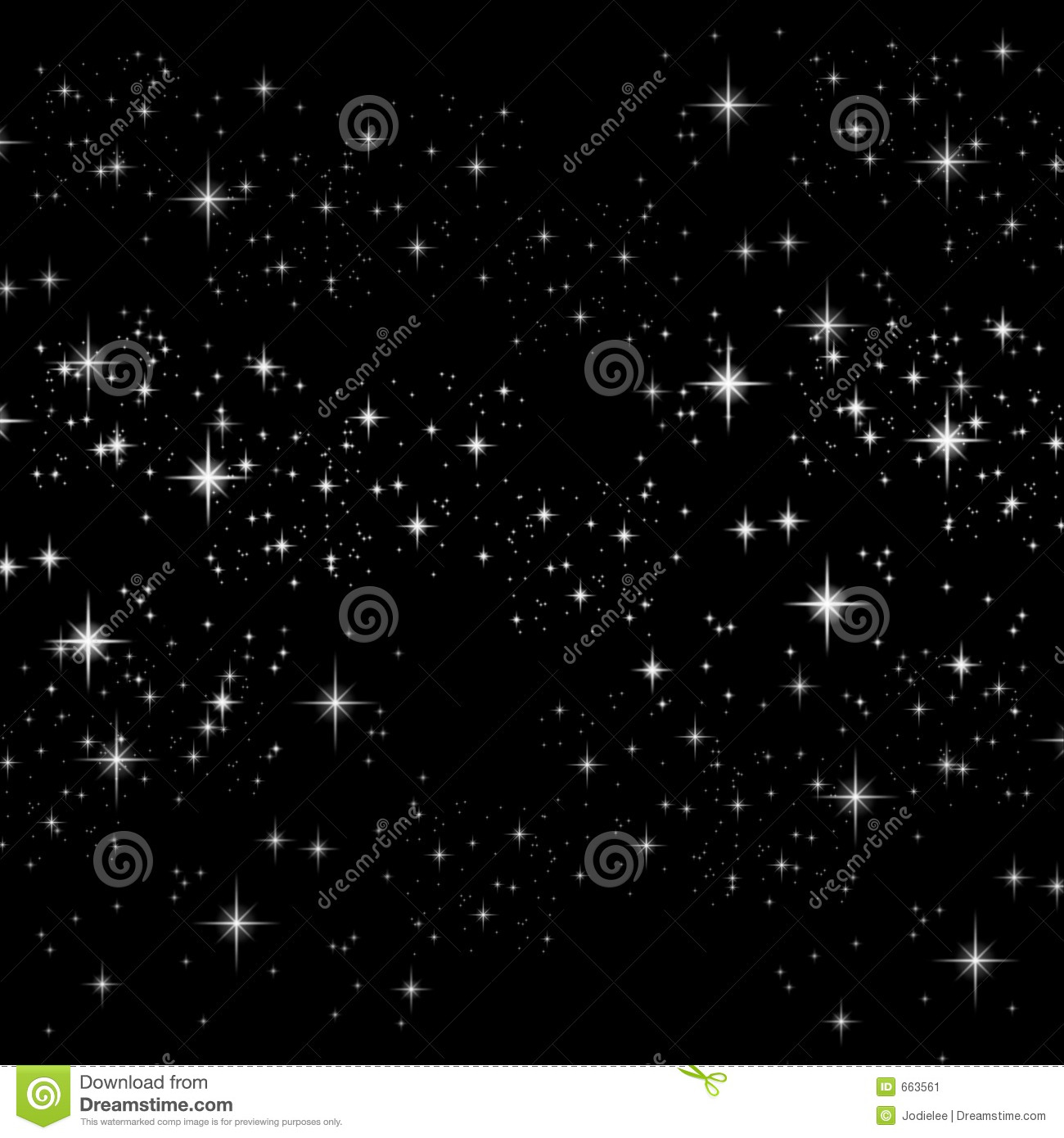 3d Animation Wallpaper Download Sparkle Stars Background Stock Image Image 663561