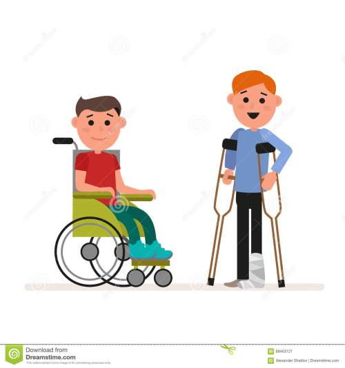 small resolution of special needs children or handicapped children boy is sitting in a wheelchair