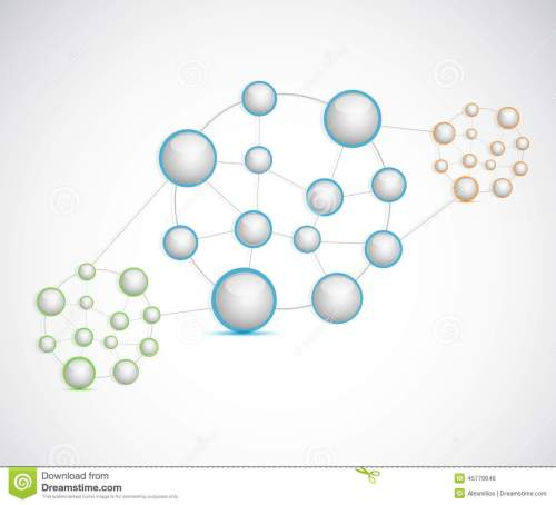 small resolution of sphere network diagram illustration