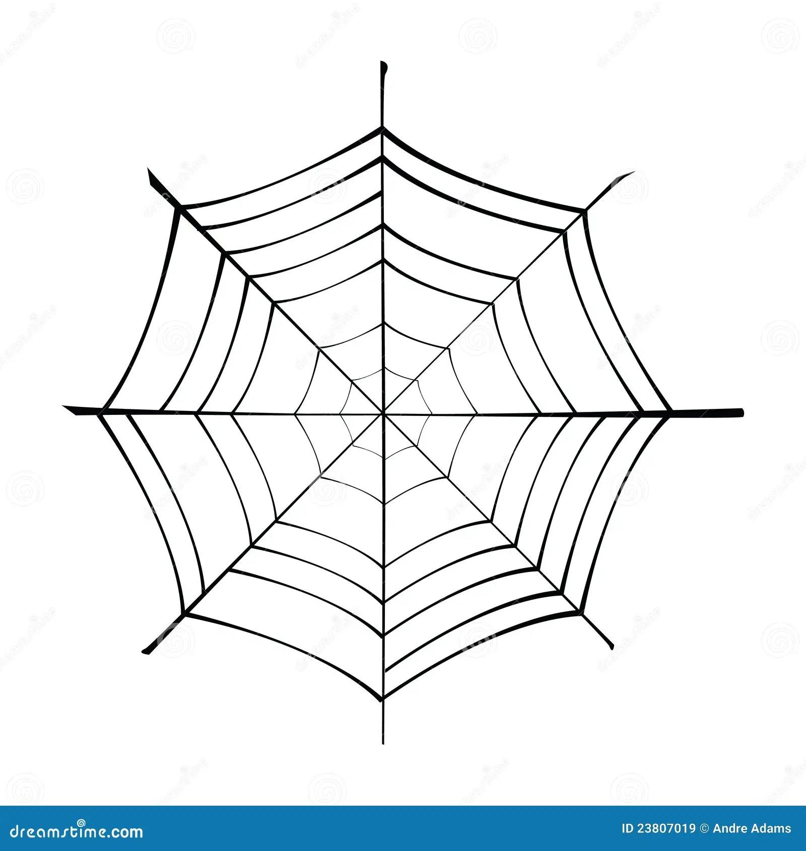 Spiderweb Stock Vector Image Of Spiderweb Spider