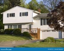Split-Level House Design