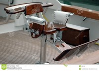 Sport Fishing Chair Royalty Free Stock Image - Image: 539716