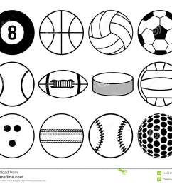 sport clipart black and white [ 1300 x 1065 Pixel ]