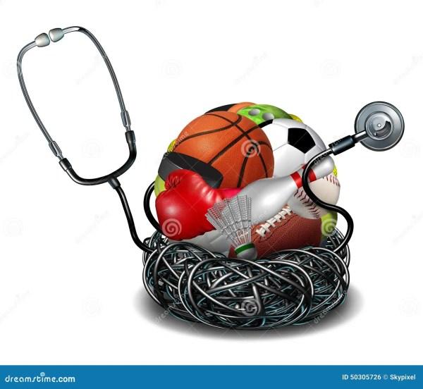 Sports Medicine Symbol