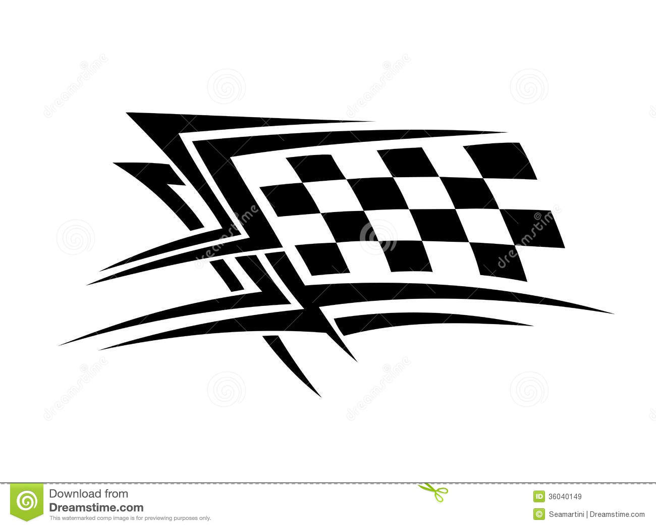 Sports Tattoo Royalty Free Stock Images