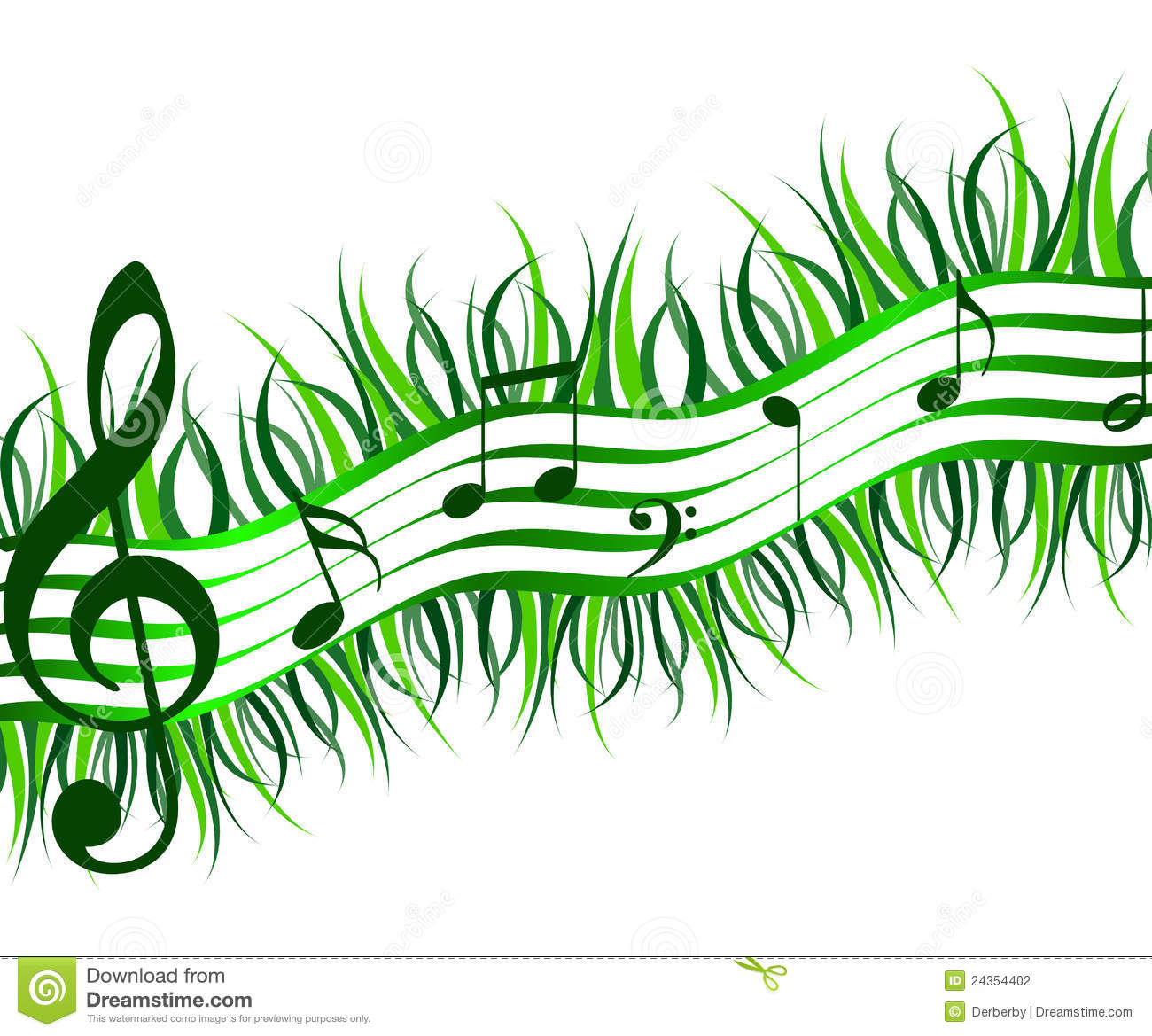 hight resolution of spring music stock photography image 24354402 spring clip art black and white spring clip art black