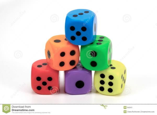 Stack Dice Stock - 84341