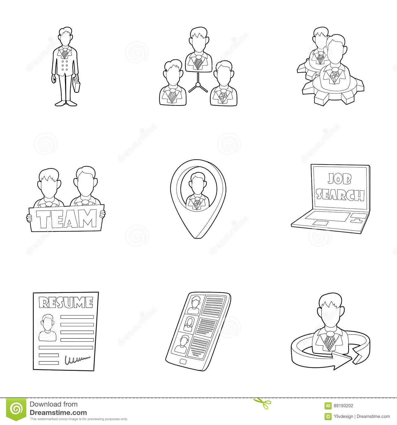 Staffing Cartoons, Illustrations & Vector Stock Images