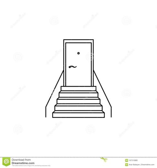 small resolution of diagram of door stairs wiring diagrams scematicstaircase with a door icon stairs in our life icon