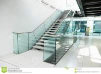Staircase In Modern Office Building Stock Photo - Image ...