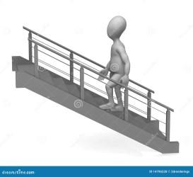 stairs trappa tecknad treppen scale treden cartoon zeichentrickfilm figur illustrationer staircase spiral steps hand verhoging altezza vektorer industriell