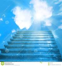 Stairway to heaven stock photo. Image of path, limit ...