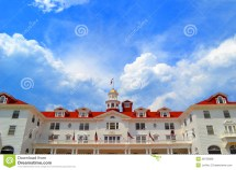 Stanley Hotel Royalty Free Stock - 28755868