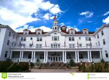 Stanley Hotel Editorial Of Architecture