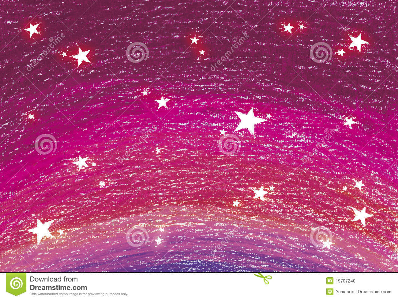 Blingee Cute Wallpaper Star Background Of Pink Color Stock Photo Image 19707240
