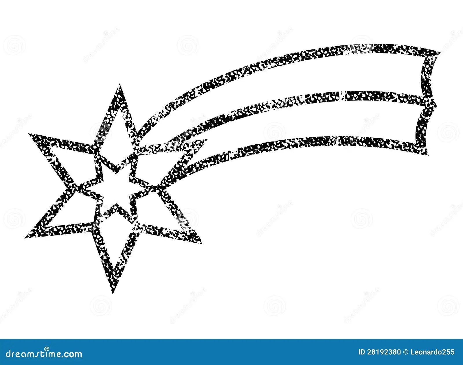 Star Of Bethlehem Stock Photo