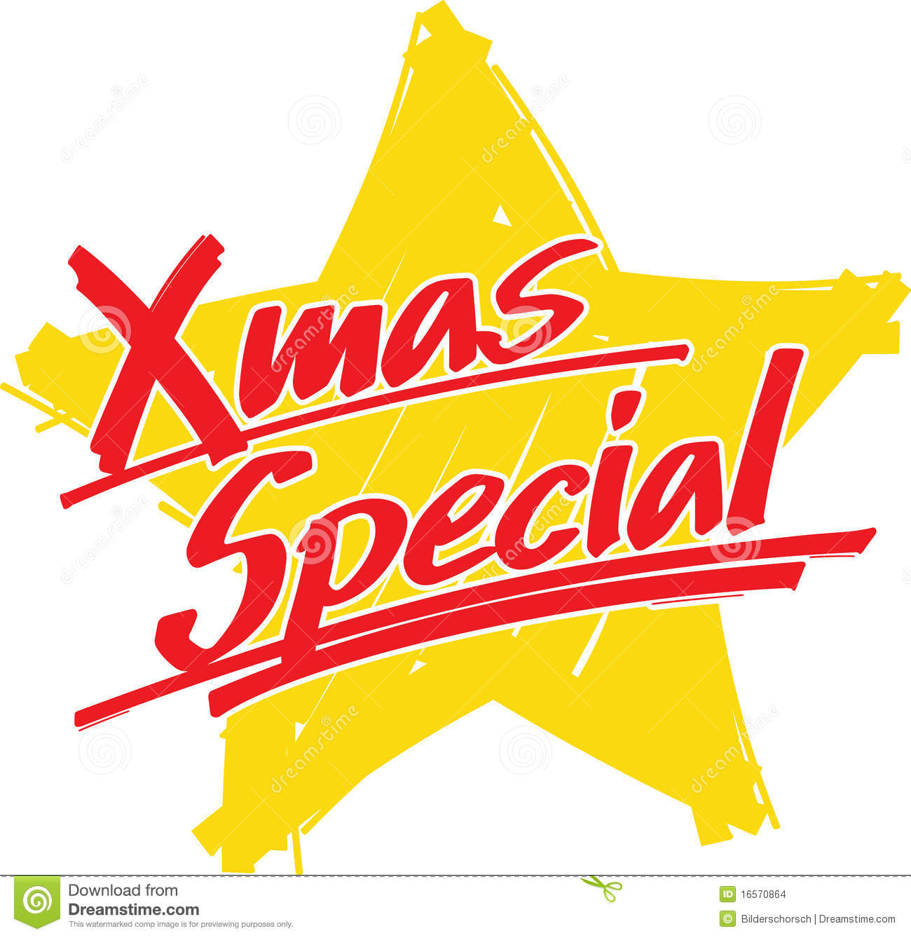 Star Xmas Special Stock Images Image 16570864