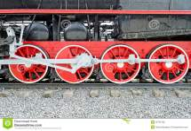 Vector Train Wheel - Year of Clean Water