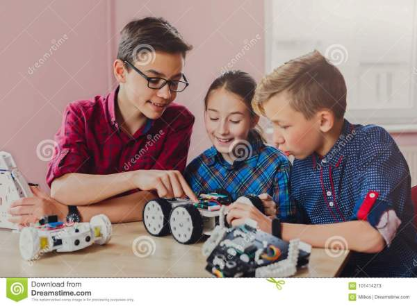 Stem Education Kids