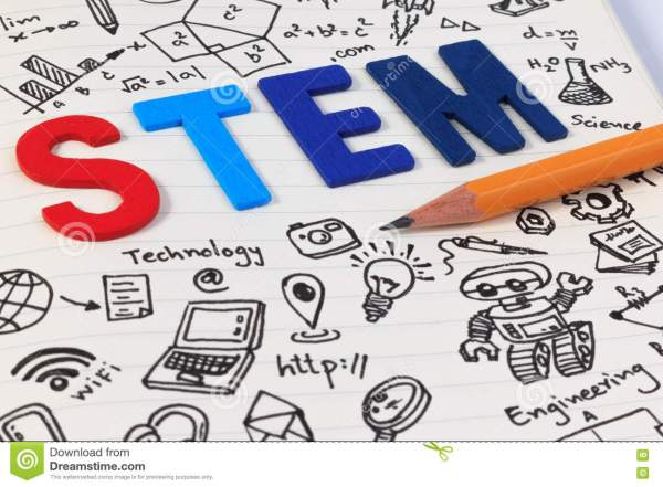 Stem Education. Science Technology Engineering Mathematics