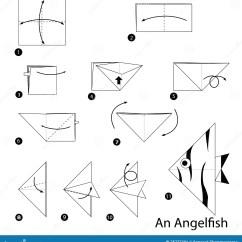 Origami Angel Step By Diagram Goodman Electric Air Handler Wiring Diagrams