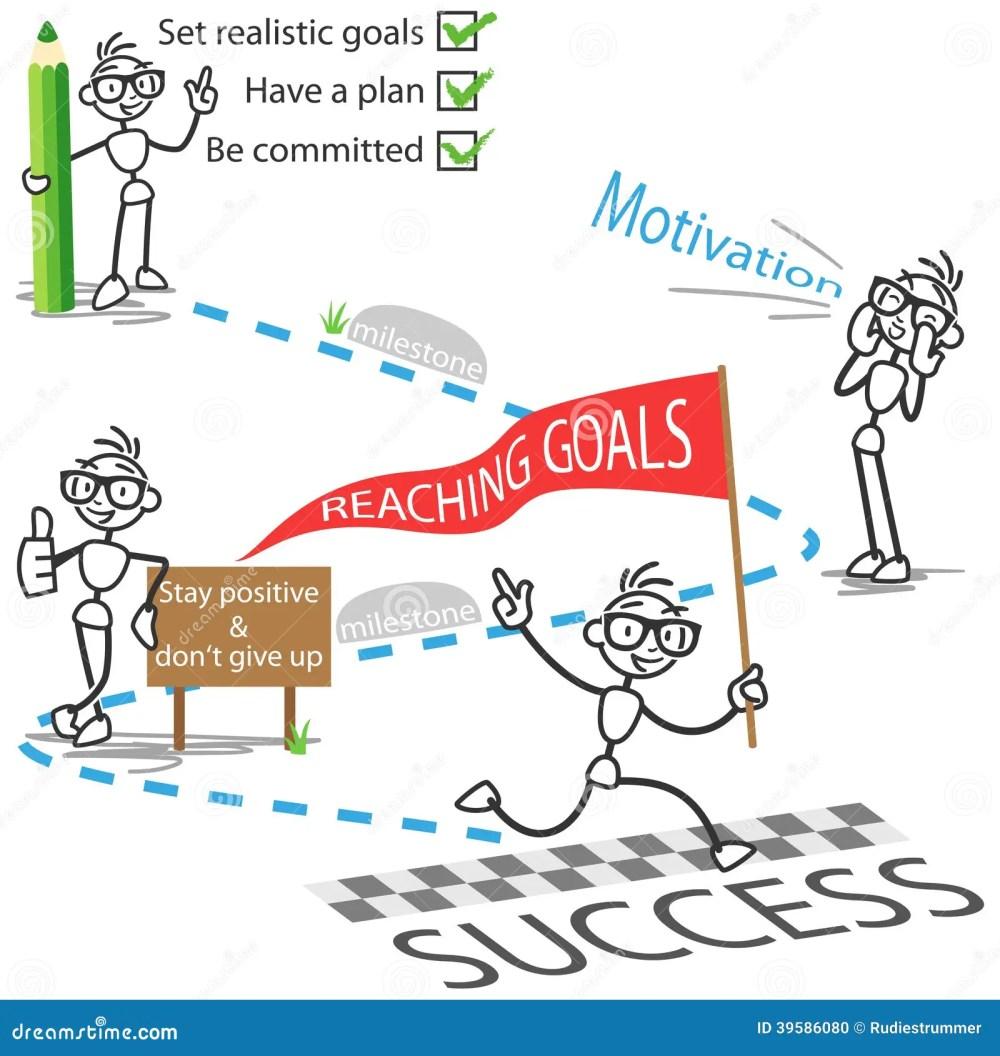 medium resolution of stick figure stickman reaching goals success motivation