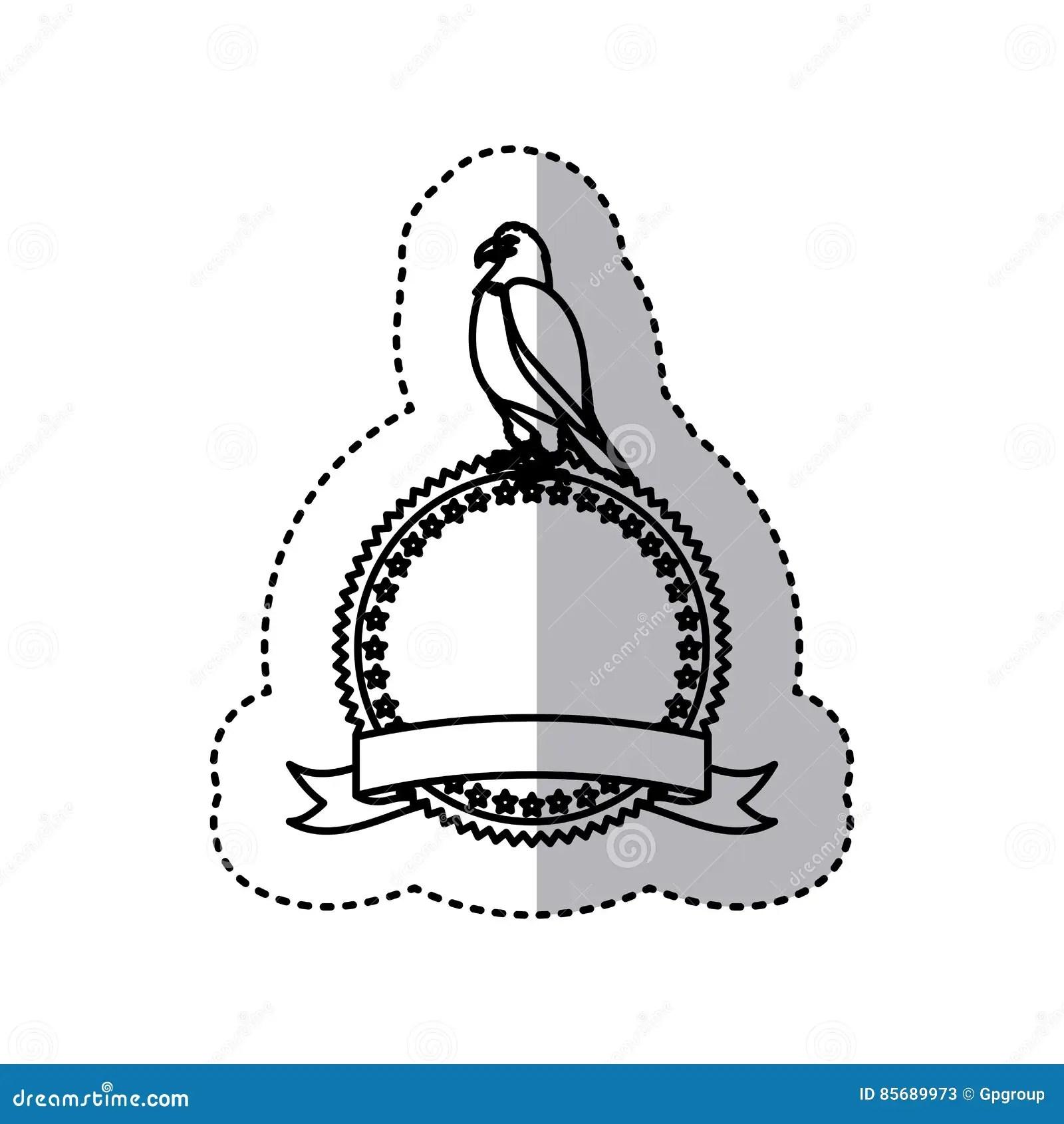 Bald Eagle, US National Emblem Royalty-Free Stock