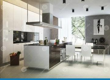 Cucina Stile Contemporaneo   Cucina Angolare Modello Asolo In Stile ...