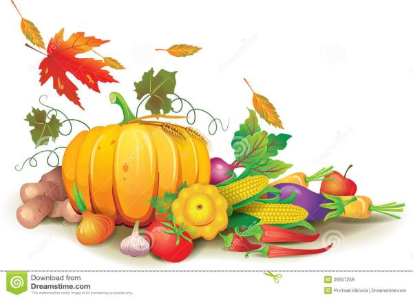 life of autumn harvest stock