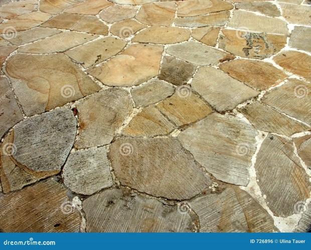 Outdoor Stone Floor Texture
