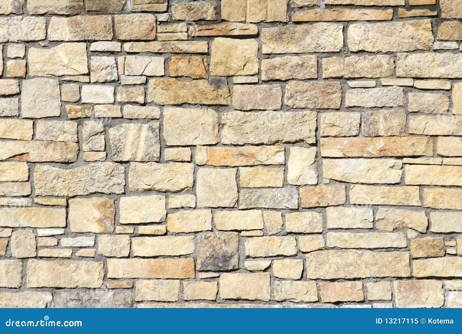 Stone Wall Royalty Free Stock Photo Image 13217115