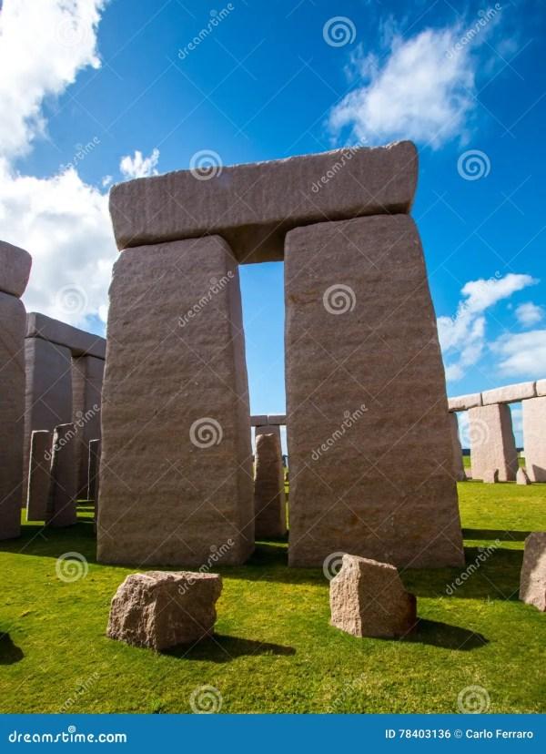 View Stones Stonehenge Replica Marysville - Year of Clean Water