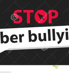 stop cyber bullying background [ 1300 x 738 Pixel ]