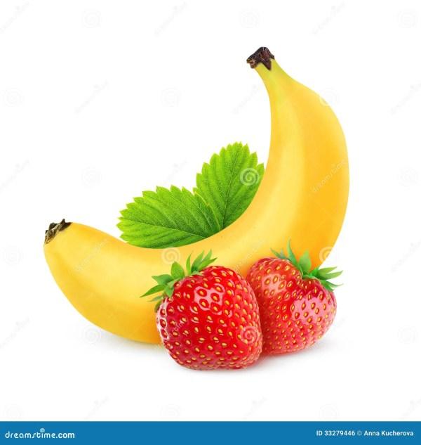 strawberries and banana royalty