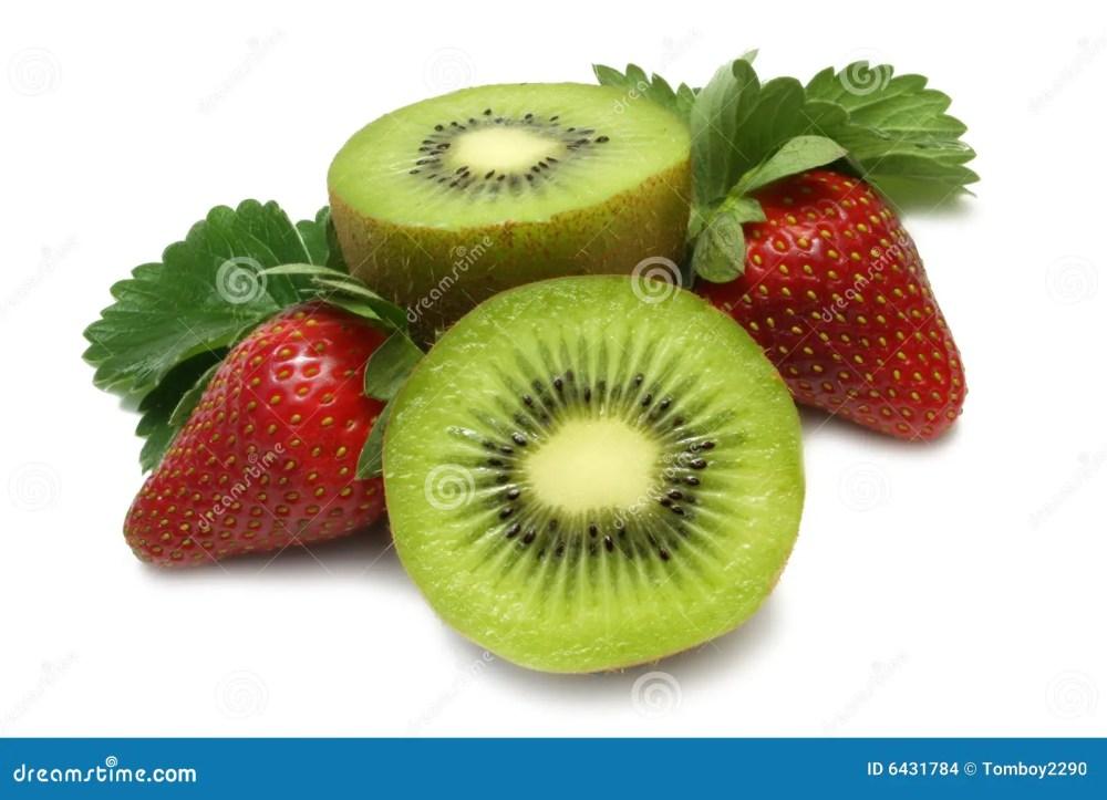 medium resolution of strawberry and kiwi
