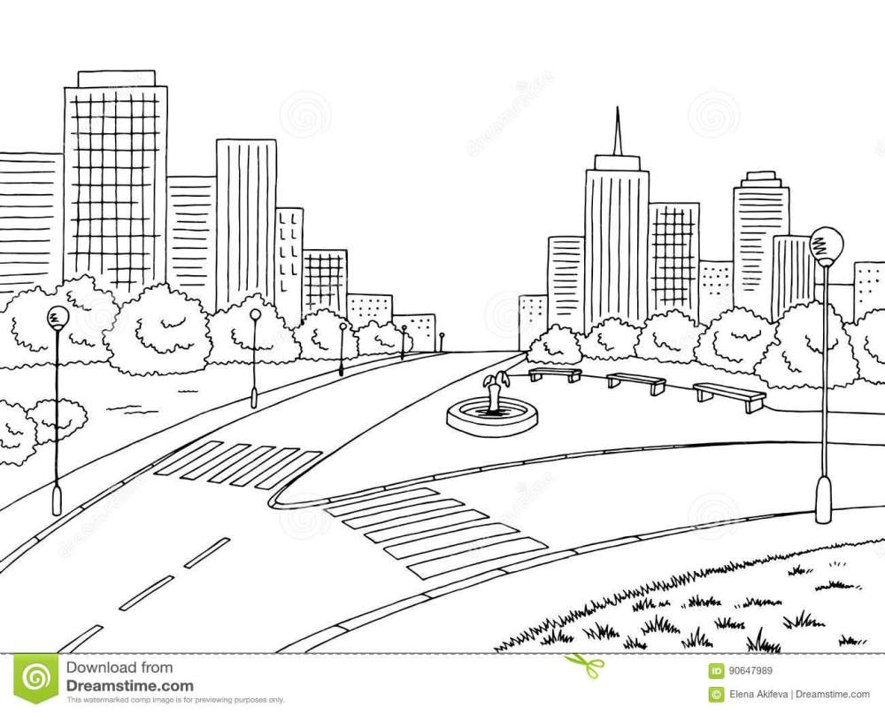 medium resolution of tree house graphic art black white landscape illustration