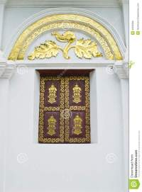 Stucco Thailand Royalty Free Stock Image