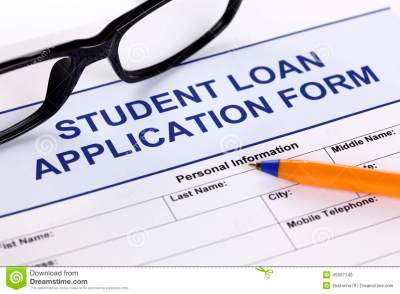 Student Loan Application Royalty-Free Stock Photo ...
