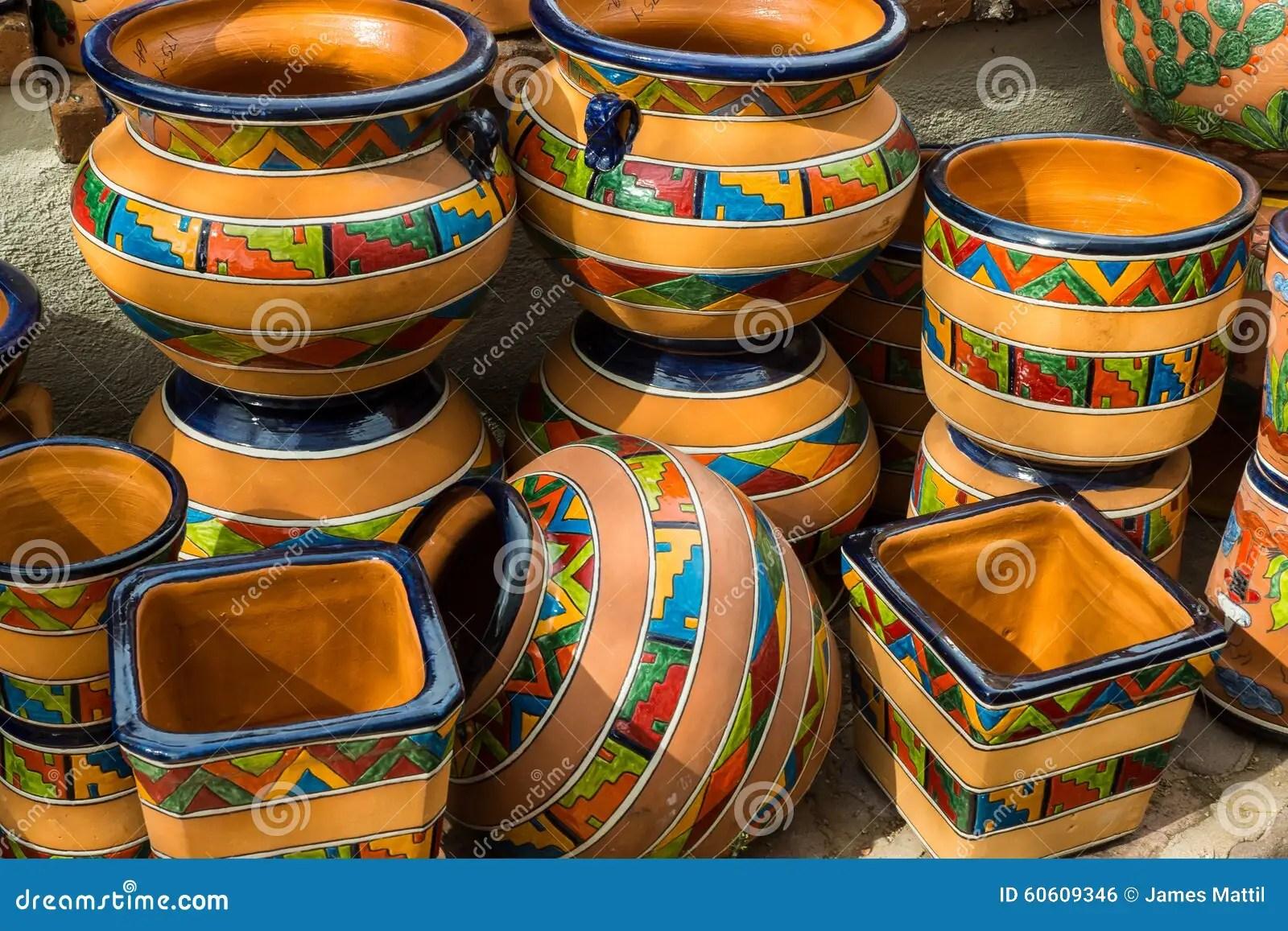 Spanish Clay Pots
